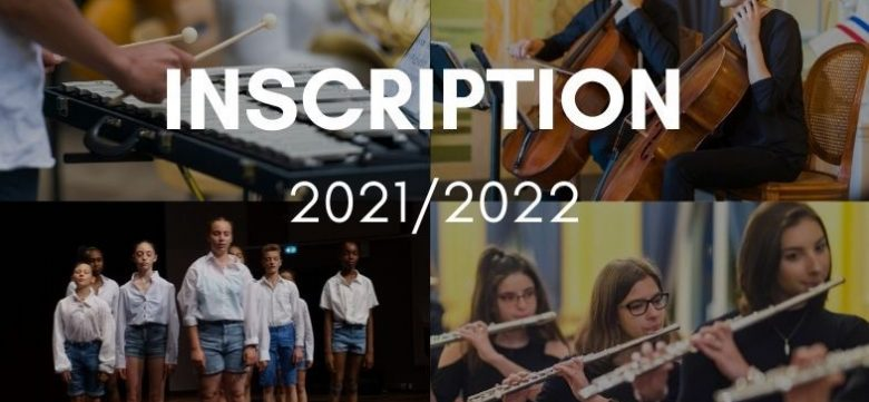 Inscription 2021/2022