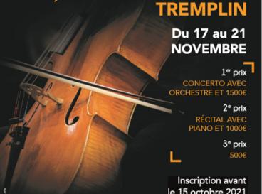 Concours International de violoncelle
